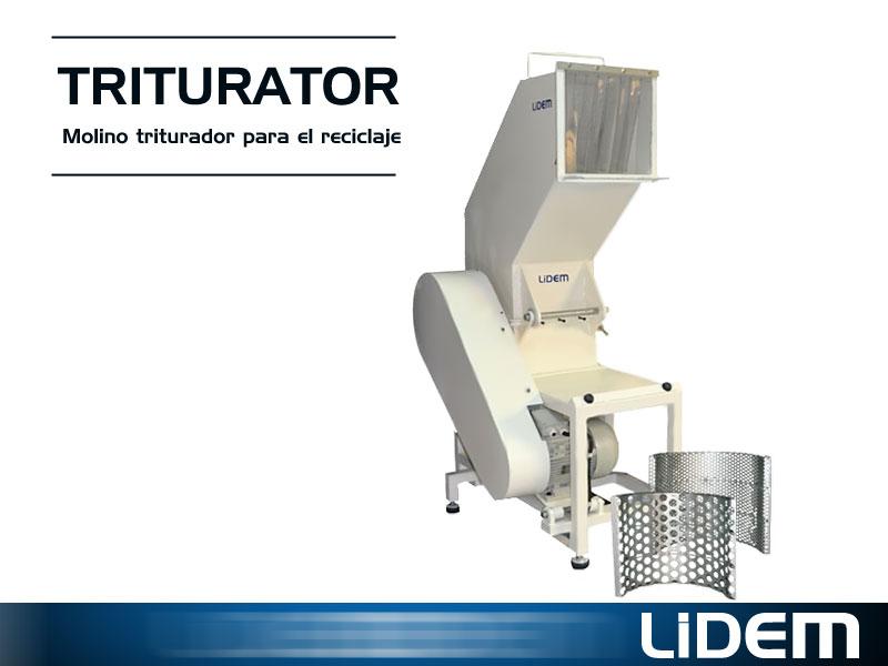 Trituradores-triturator