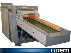 Cortadora trituradora industrial para papel