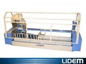 Cortadora de rollos automática de grandes diámetros