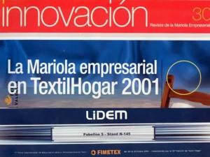 Historia de LIDEM Diseño y construcción de Maquinaría.
