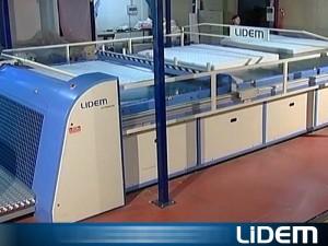 EXTENDOR: sistemas de extendido y corte  para fibra de vidrio y tejidos técnicos